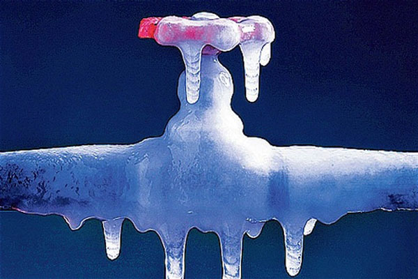what to do when pipes freeze 2