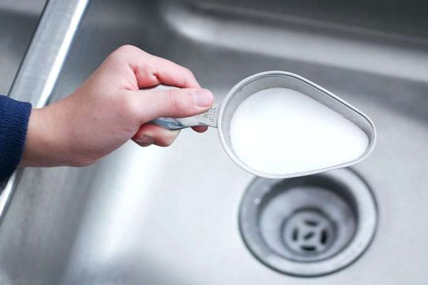 How To Unclog Kitchen Sink With Baking Soda Yourproplumber