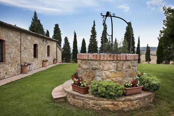 artesian well water