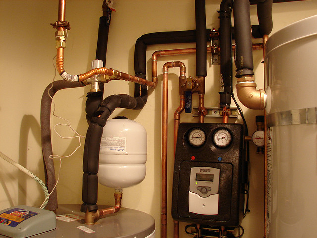 What Does An Expansion Tank Do On A Water Heater