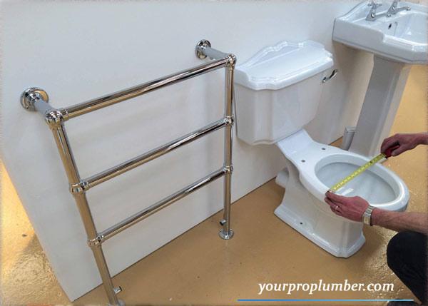 ideal standard toilet seat installation instructions