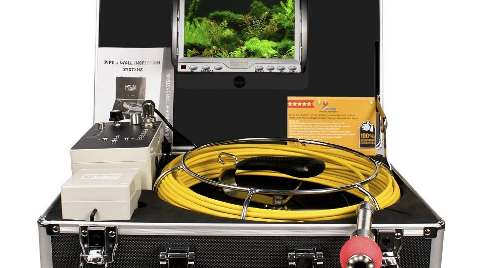 10 m Borescope inspection camera WiFi endoscope 8 mm lens Waterproof IP68 HD borescope inspection chamber for industrial use and inspection