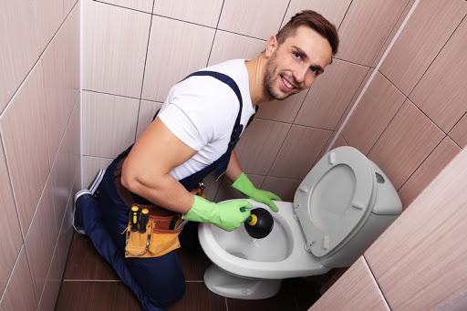 why is my poop so big it clogs the toilet
