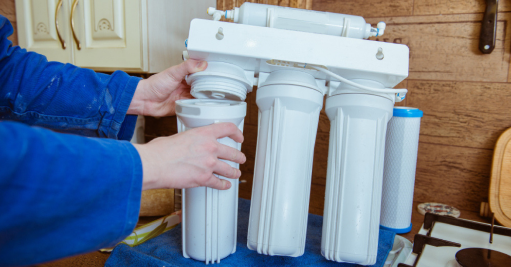 Maintain Your Water Filter