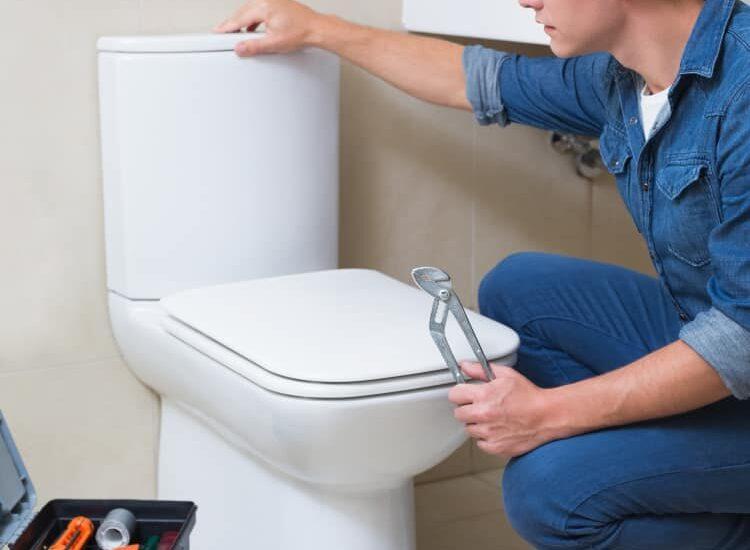 calling a plumber