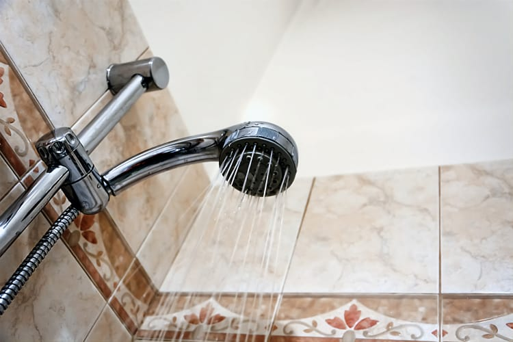 Shower Head Height From Floor